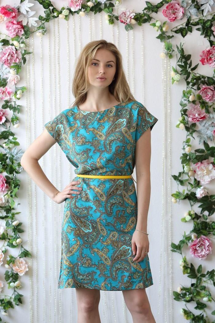 f2f83685682 Как пошить платье без выкройки. Как сшить платье без выкройки ...