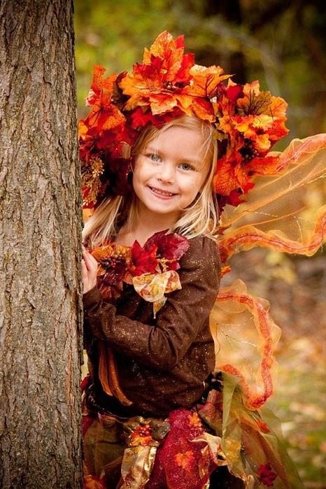 Костюмы для праздника осени для мальчика своими руками фото