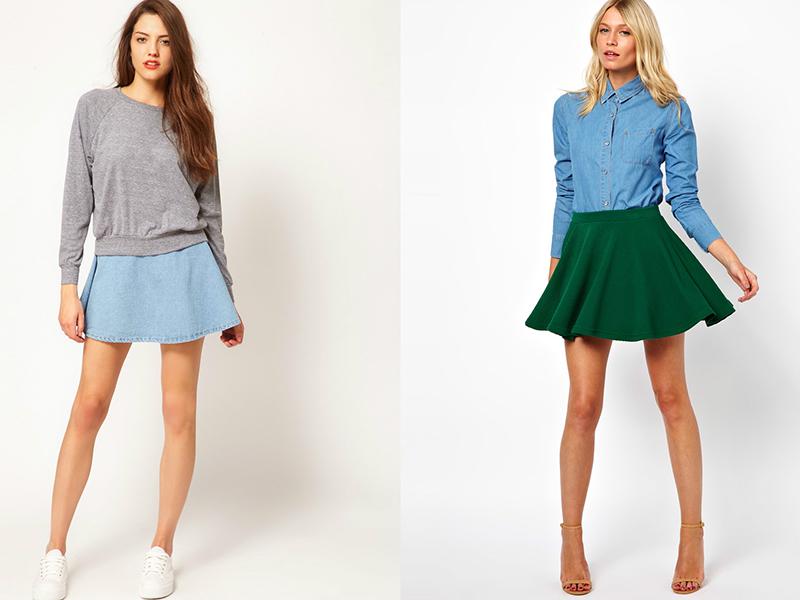 ffbb0d789dd юбка-трапеция – отличный вариант как для делового так и для повседневного  гардероба. Такие изделия подходят женщинам любого возраста