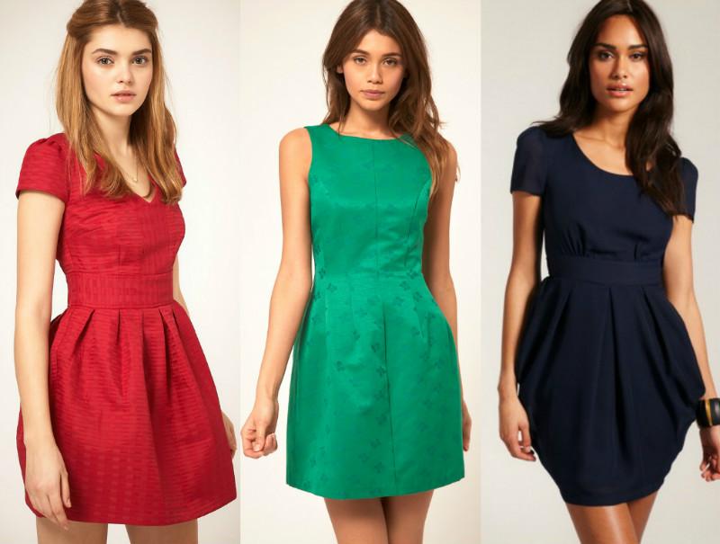 7d641cd33464 Стройные девушки с фигурой, напоминающей овал, могут шить себе и приталенные  платья, если юбка будет иметь фасон «тюльпан».