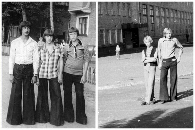 Одежда юного Путина, как повод поговорить о причинах его антисоветизма