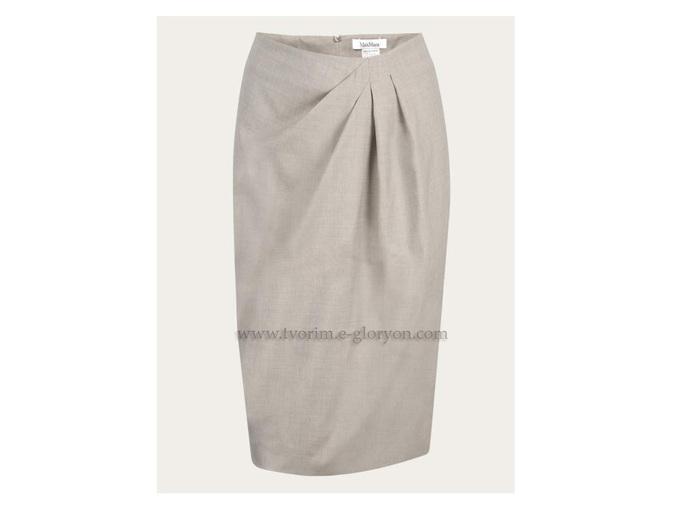 b66c786bb68 Моделирование на основе прямой юбки. Асимметричная драпировка