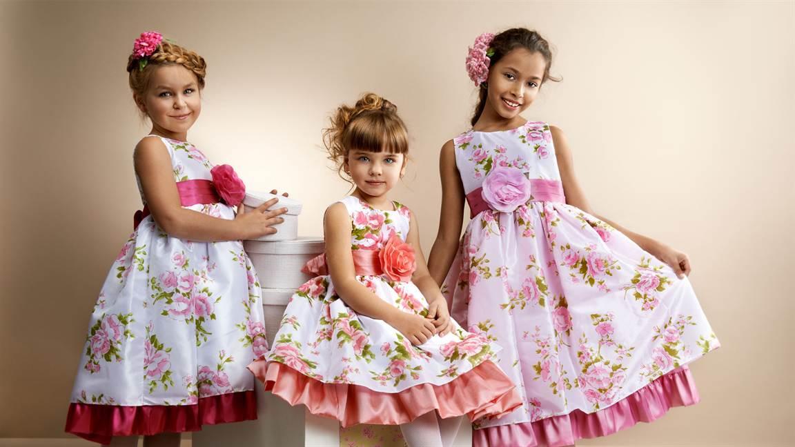 Выкройки для пышного платья для девочки своими руками фото 703