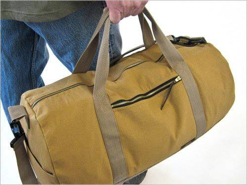 92b2106cb42b Как сшить дорожную сумку. Как сшить дорожную сумку из старых джинсов