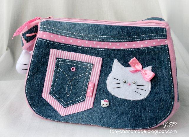 464ef5228c58 Детскую сумку сшить. Сумочка для девочки своими руками + выкройка