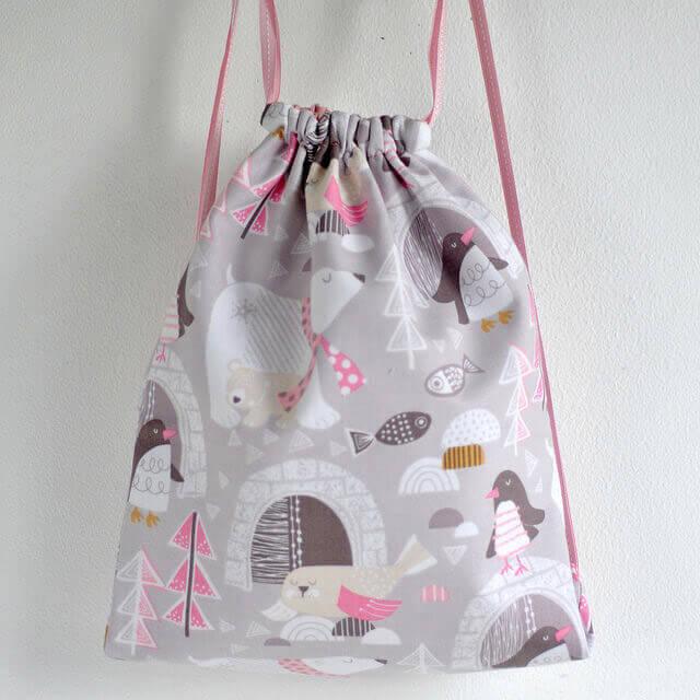 7611b1a79a52 Сумку для обуви сшить. Удобный рюкзак-мешок своими руками: мастер ...