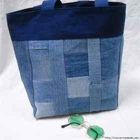 111d574703b3 Как сшить хозяйственную сумку. Мастер-класс Шитьё СУМКА ...