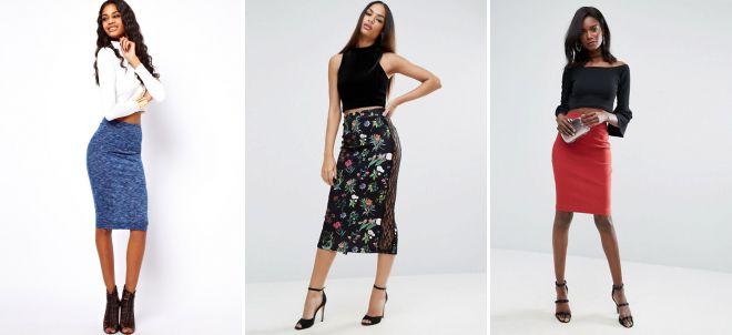 5351d52f133 Классическая юбка. Классическая юбка – незаменимая вещь женского ...