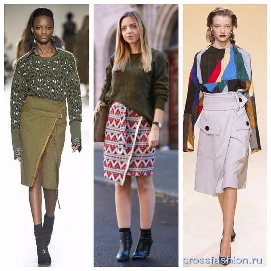 fdf105c8003 Crossfashion Group - Как сшить юбку с запахом  Мастер-класс с выкройкой и  советами из блога Дела Швейные