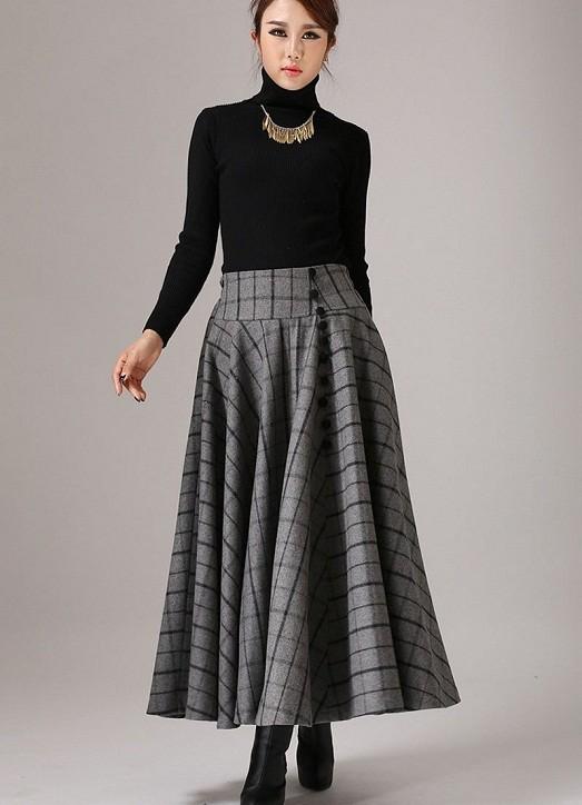 В холодный период года трудно носить юбку, особенно, если вам за лето  сильно полюбились модели из шелка, шифона или кружева – в них холодно и  неуютно. e1d5b0ca150