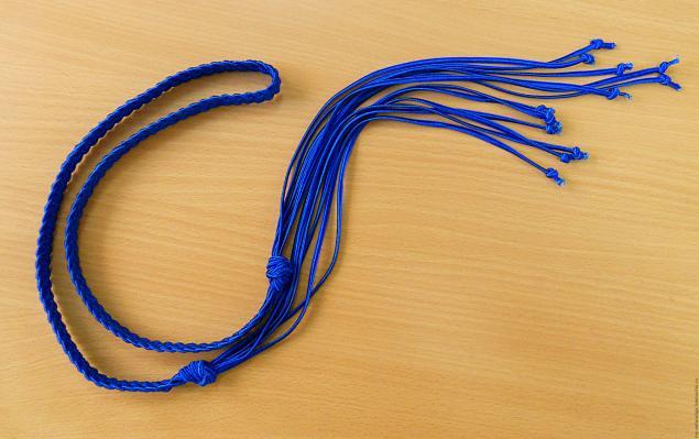 130614124157 Плетение пояса. Плетение пояса из шнура своими руками. Мастер-класс от Ирины Якубовской
