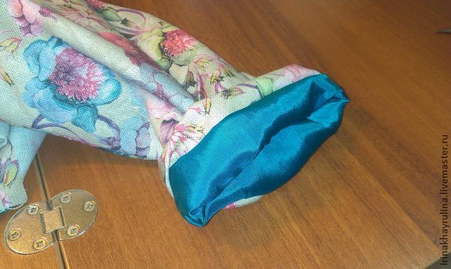 140728231544 Как вшить подкладку в пальто. Уроки шитья. Как правильно пришить подкладку пальто
