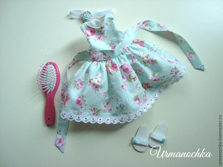 da65606c11b Мастер класс платье. Подробный мастер-класс  шьем очаровательное платье для  куклы