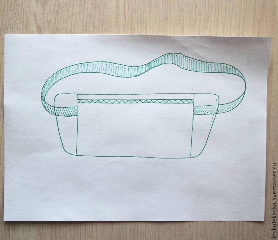 573dcec0360a Как сделать потайной карман в рюкзаке. Как сделать потайной карман в ...