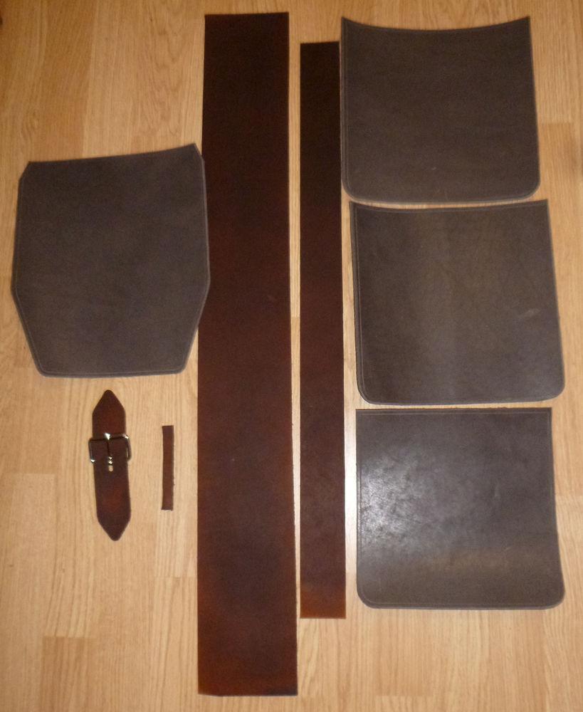 f94964354682 Как сшить мужскую сумку из кожи в домашних условиях. Сумка своими ...