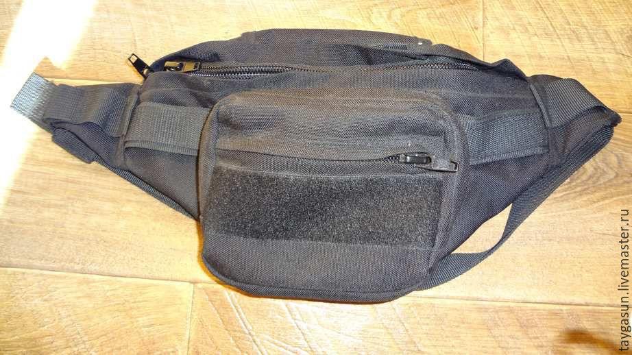 9aacf60a1e16 Как сшить поясную сумку. Кожаная сумочка для пояса своими рукамив ...
