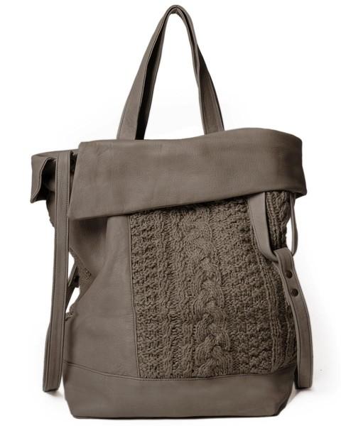 f2e7035c6686 Комбинированные сумки из кожи и вязания. Шьем комбинированную сумку ...