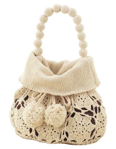 b56886c32c59 Комбинированные сумки из кожи и вязания. Шьем комбинированную сумку ...