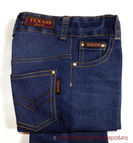 6bb1c33f7750 Сегодня покажу, как я кроила эти штаны из старых джинсов, и на этом  заканчиваю посты из серии