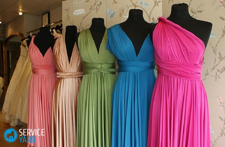 Two-Birds-Bridesmaid-Dresses-Multicoloured-On-Mannequins1