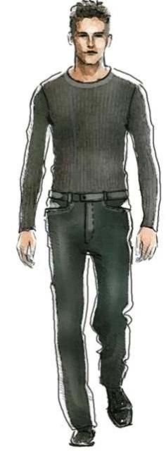 2462-236x640 Как сшить брюки мужские. Как сшить мужские брюки свободного покроя своими руками?