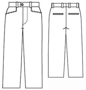 2463 Как сшить брюки мужские. Как сшить мужские брюки свободного покроя своими руками?