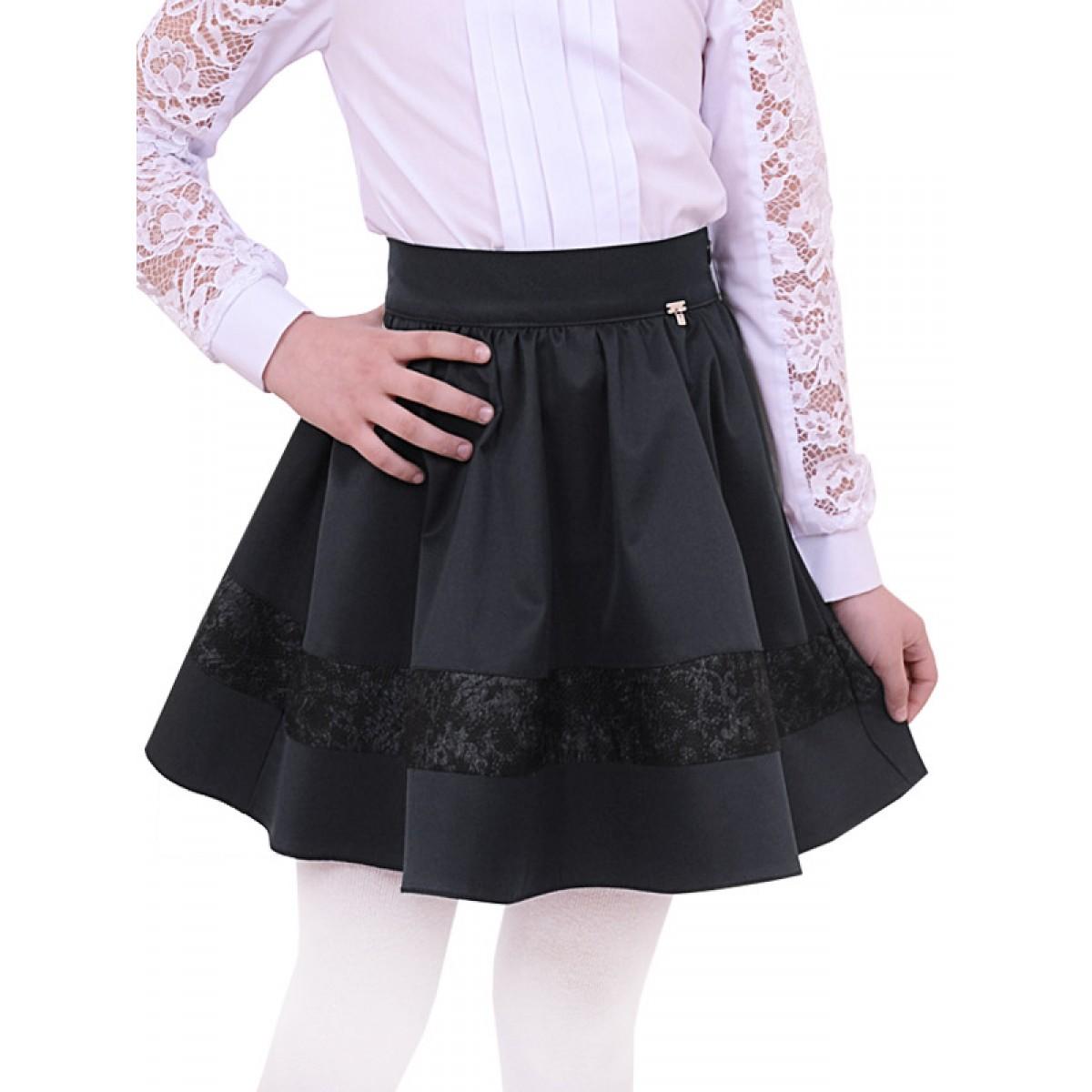 Школьная юбка в складку своими руками фото 852